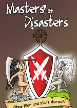 Cover: Masters of Disasters