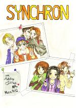 Cover: Synchron  - Beitrag für LBM/Manga Talente 2011