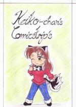 Cover: Keiko-chans Comicstrips