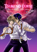 Cover: Tsuki no curse - Sirius x Remus