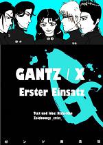 Cover: Gantz/X - Erster Einsatz