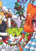 Cover: Alice - Das Wunderland der Katzen