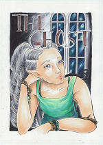 Cover: THE  GHOST