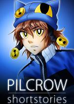 Cover: PILCROW shortstories