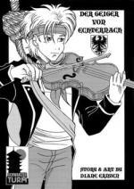 Cover: Der Geiger von Echternach