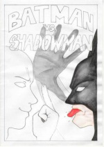 Cover: Batman vs. Shadowman