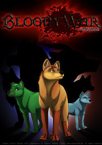 Cover: Bloody War