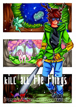 Cover: Kill all the Things