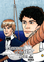 Cover: Heroes of the Sea