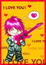 Cover: Ich liebe dich!