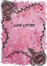 Cover: Love letter