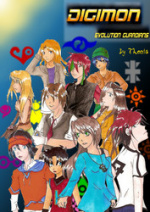 Cover: Digimon - Evolution Guardians