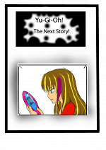 Cover: Yu-Gi-Oh! The next story
