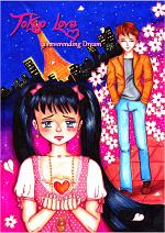Cover: Tokyo Love (Manga Talente 2012)