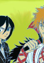 Cover: Fukutaichou-When we are meet again, Ichigo ?