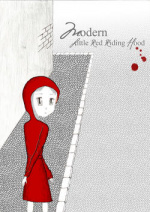 Cover: Modern Little Red Riding Hood[Manga Magie IV]