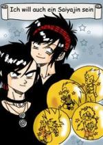 Cover: Ich will auch ein Saiyajin sein