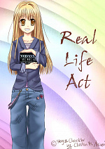 Cover: Real Life Act