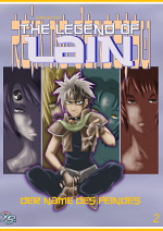 Cover: The Legend of Lain - Band 2