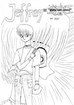 Cover: Jeffrey, der König der Spiele (ACHTUNG!! alt)