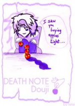 Cover: Death Note - What did ya say?