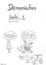 Cover: Dämonisches
