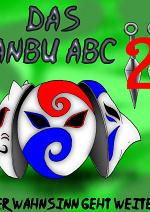 Cover: Das ANBU ABC 2 - Der Wahnsinn geht weiter