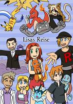 Cover: Lisas Reise