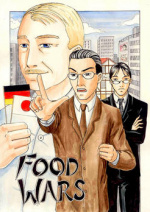 Cover: Food Wars (CIL 2005)