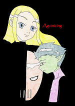 Cover: agonizing