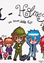 Cover: L-Holmes