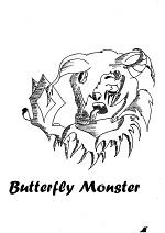 Cover: Butterfly Monster