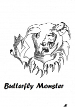 Cover: Butterfly Monster