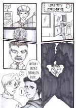 Cover: Coffeeshop - Comics gegen Rechts