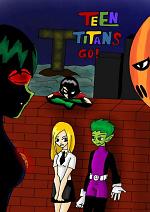 Cover: Teentitans Go! Black Shadows Action!