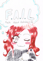Cover: F.A.I.L - Facts about illustrated Life