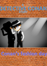 Cover: Conan's fashion day