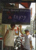 Cover: DEG - Shortstories
