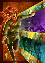 Cover: Guardians of the Ankhs