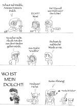 """Cover: Schwachsinn aus den Vergessenen Reichen oder """" Wenn Dodo einen an der Waffel hat"""""""