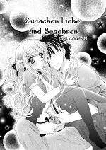 Cover: ~•*♥* Zwischen Liebe und Begehren (Hungry Hearts 6 Preview) *♥*•~