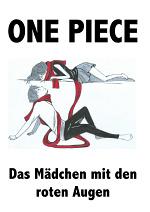 Cover: ONE PIECE - Das Mädchen mit den roten Augen