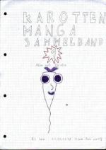 Cover: Karotten Manga