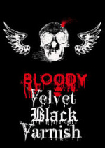 Cover: Bloody Velvet // Black Varnish