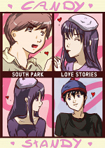 Cover: South Park Candy/Standy Love Stories