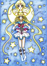 Cover: Sailor Moon RL - Real Life