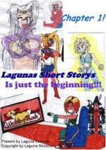 Cover: Laguna´s Short Storys