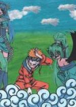 Cover: .hack//A new World - Das Naruto Event