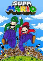 Cover: SUPA MARIO