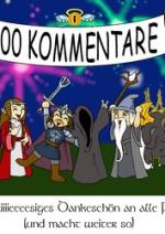 Cover: Nonsens in Mittelerde